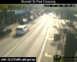 Burnett Street Pedestrian Crossing