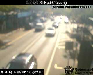Burnett Street Pedestrian Crossing, QLD