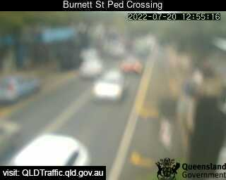 Burnett Street Pedestrian Crossing
