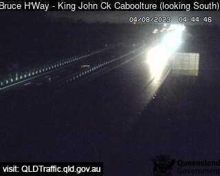 Bruce Highway near King John Creek, QLD (North), QLD