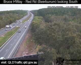 Bruce Highway & Red Road, QLD