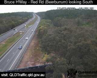 Bruce Highway & Red Road, QLD (North), QLD