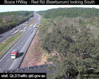 Bruce Highway & Red Road Beerburrum, QLD