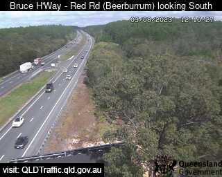 Bruce Highway & Red Road Beerburrum, QLD