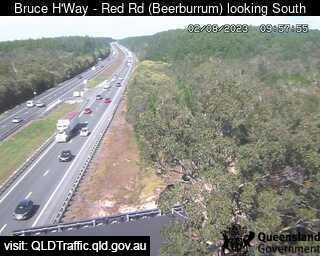 Bruce Highway & Red Road Beerburrum, QLD (North), QLD