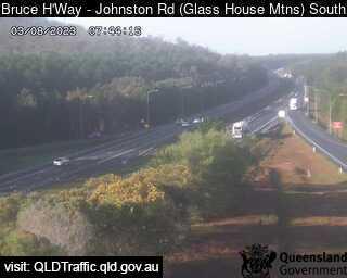 Bruce Highway & Johnston Road