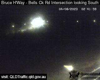 Bruce Highway & Bells Creek Road Intersection