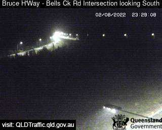 Bruce Highway & Bells Creek Road Intersection, QLD