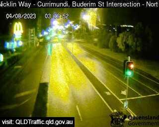 Nicklin Way & Buderim Street Intersection