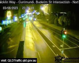 Nicklin Way & Buderim Street Intersection, QLD