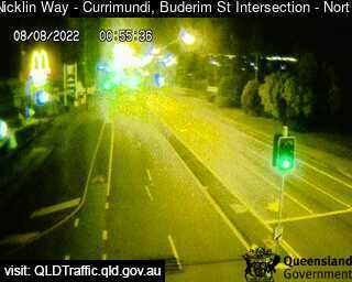 Nicklin Way & Buderim Street Intersection, QLD (Northwest), QLD