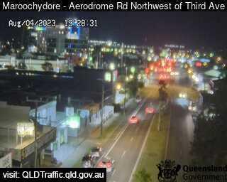 Aerodrome Road adjacent to Caltex Service Station, QLD (NorthWest), QLD