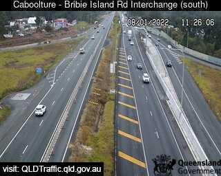 Bruce Highway & Caboolture-Bribie Island Interchange, QLD (South), QLD