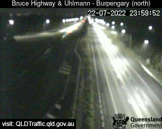 Bruce Highway & Uhlmann Road Interchange