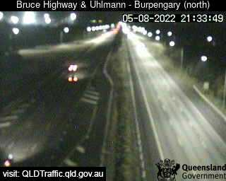 Bruce Highway & Uhlmann Road Interchange, QLD (North), QLD