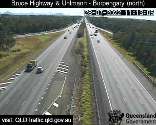 Bruce Highway & Uhlmann Road Interchange, QLD