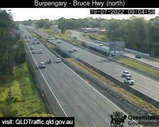 Burpengary - Bruce Hwy & Station Rd Interchange - North