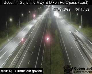 Sunshine Motorway & Dixon Road Overpass