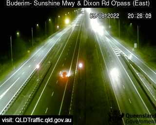 Sunshine Motorway & Dixon Road Overpass