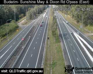 Sunshine Motorway & Dixon Road Overpass, QLD