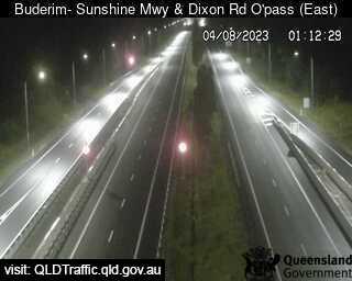 Sunshine Motorway & Dixon Road Overpass, QLD