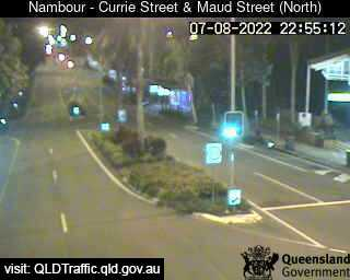 Webcam at Currie Street and Maud Street Nambour
