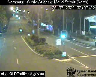 Currie Street & Maud Street, QLD (Northwest), QLD
