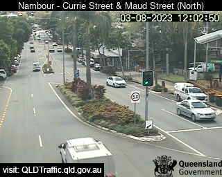 Currie Street & Maud Street, QLD (Northwest), QLD
