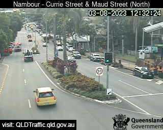 Currie Street & Maud Street, QLD