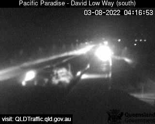Webcam at Sunshine Motorway Pacific Paradise
