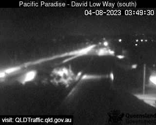 Sunshine Motorway & David Low Way Interchange