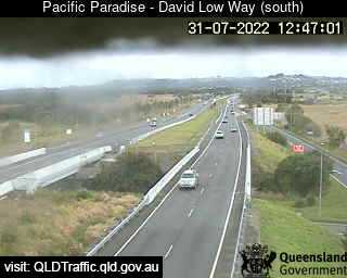 Sunshine Motorway & David Low Way Interchange, QLD