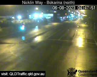 Nicklin Way & Main Drive Intersection, QLD (North), QLD