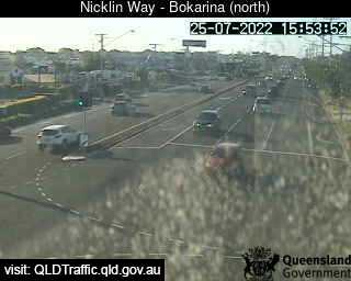 Nicklin Way & Main Drive Intersection, QLD
