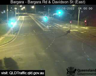 Webcam at Bargara Road and Davidson Street Bargara