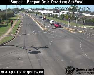 Bargara Road & Davidson Street, QLD (East), QLD