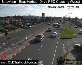 Boat harbour Drive Pedestrian Crossing