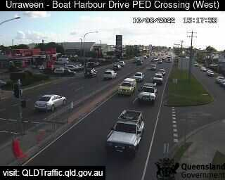 Boat Harbour Drivev Pedestrian Crossing