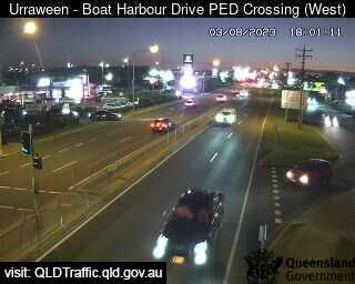 Boat Harbour Drivev Pedestrian Crossing