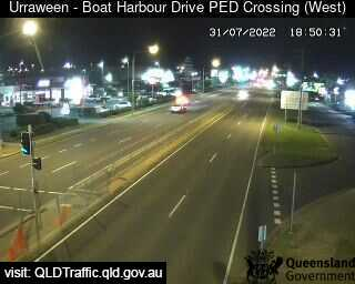 Boat Harbour Drivev Pedestrian Crossing, QLD