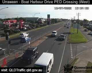 Boat Harbour Drive Pedestrian Crossing