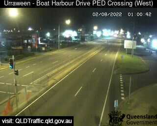Boat Harbour Drive Pedestrian Crossing, QLD