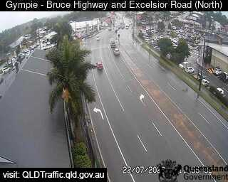 Bruce Highway & Exelsior Road, QLD