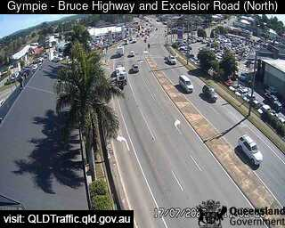 Bruce Highway & Exelsior Road, QLD