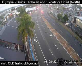 Bruce Highway & Exelsior Road