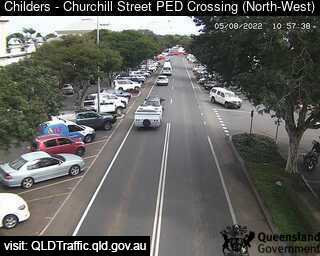 Churchill Street Pedestrian Crossing