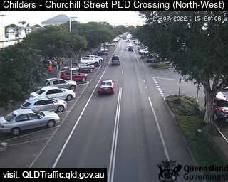 Churchill Street Pedestrian Crossing, QLD
