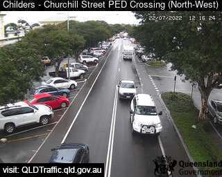 Churchill Street Pedestrian Crossing, QLD
