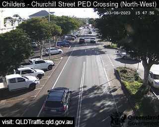 Churchill Street Pedestrian Crossing