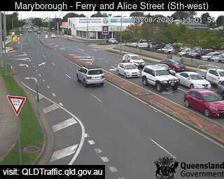 Ferry Street & Alice Street, QLD